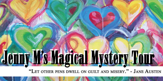 Jenny M&#39;s Magical Mystery Tour
