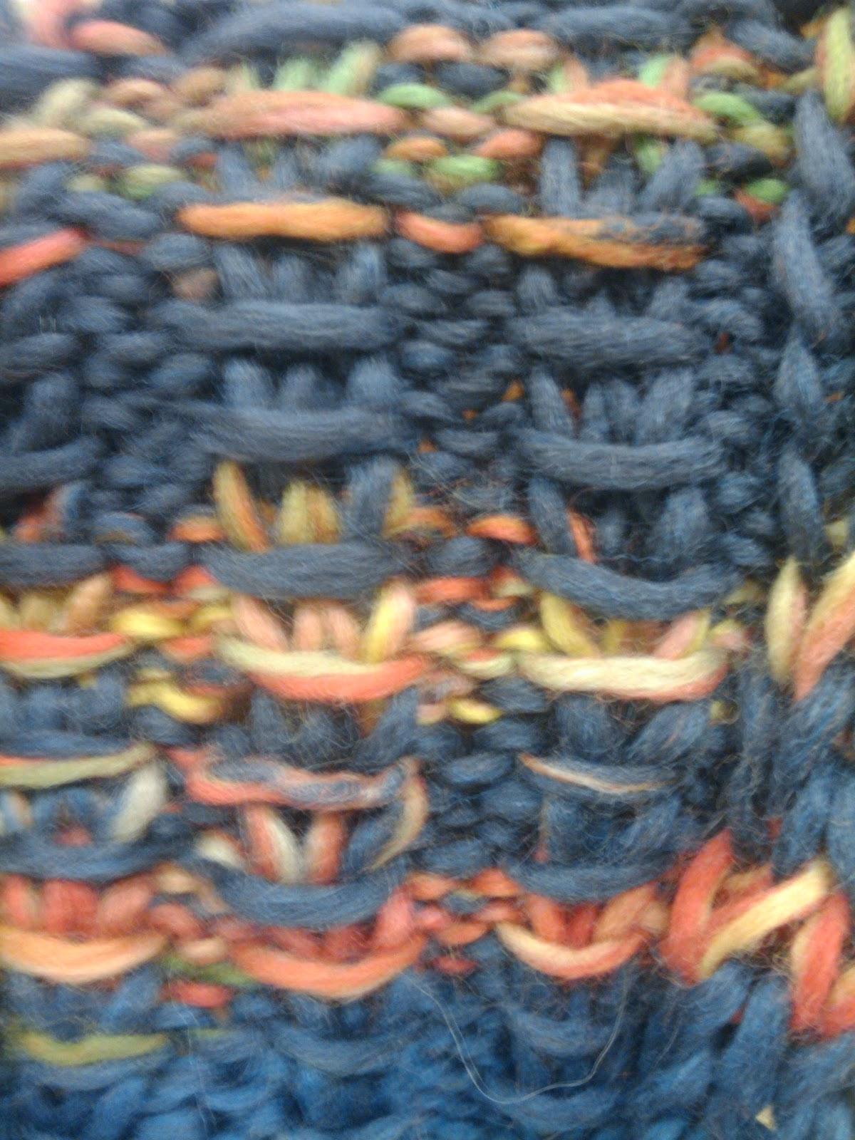 Knit So Simple: New Stitch Knitch