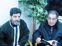 مع محمد المفتي