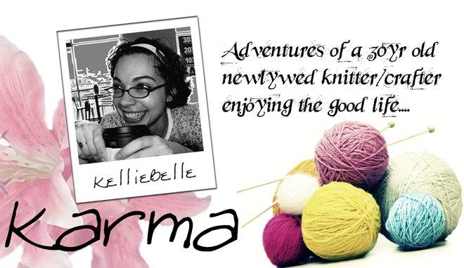 KellieBelle knits