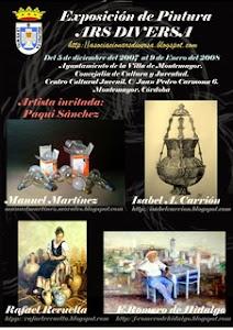 II EXPOSICIÓN COLECTIVA ARS DIVERSA: