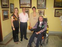 Exposición en el Hotel Averroes. Oct. 2007