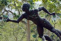 La arboleda ancestral africana