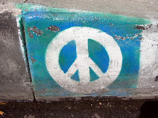 Peace in the streets...