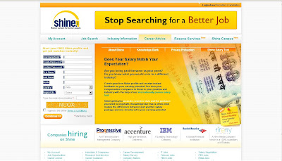 shine for shine login for resume shine