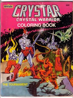 Spell Card Crystar Crystal Warrior