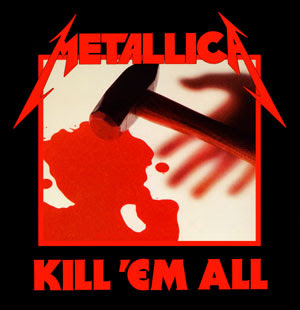 Discografia y Biografia de Metallica Kill+em+all