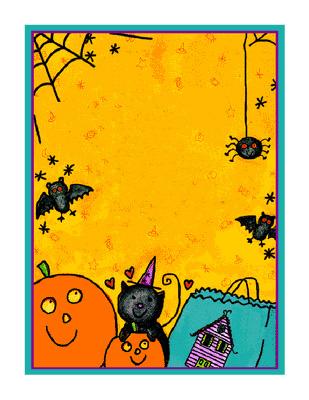 Las fiestas tem ticas de malen halloween invitaciones - Fiesta halloween infantil ...