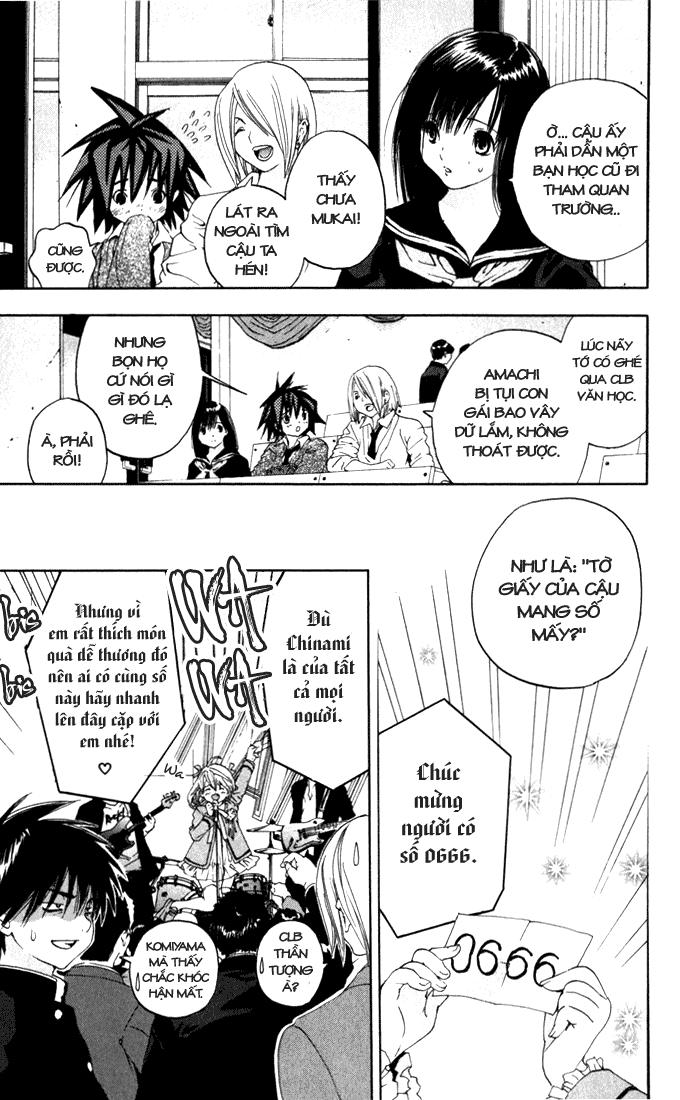 Ichigo 100% chap 151 Trang 11 - Mangak.info