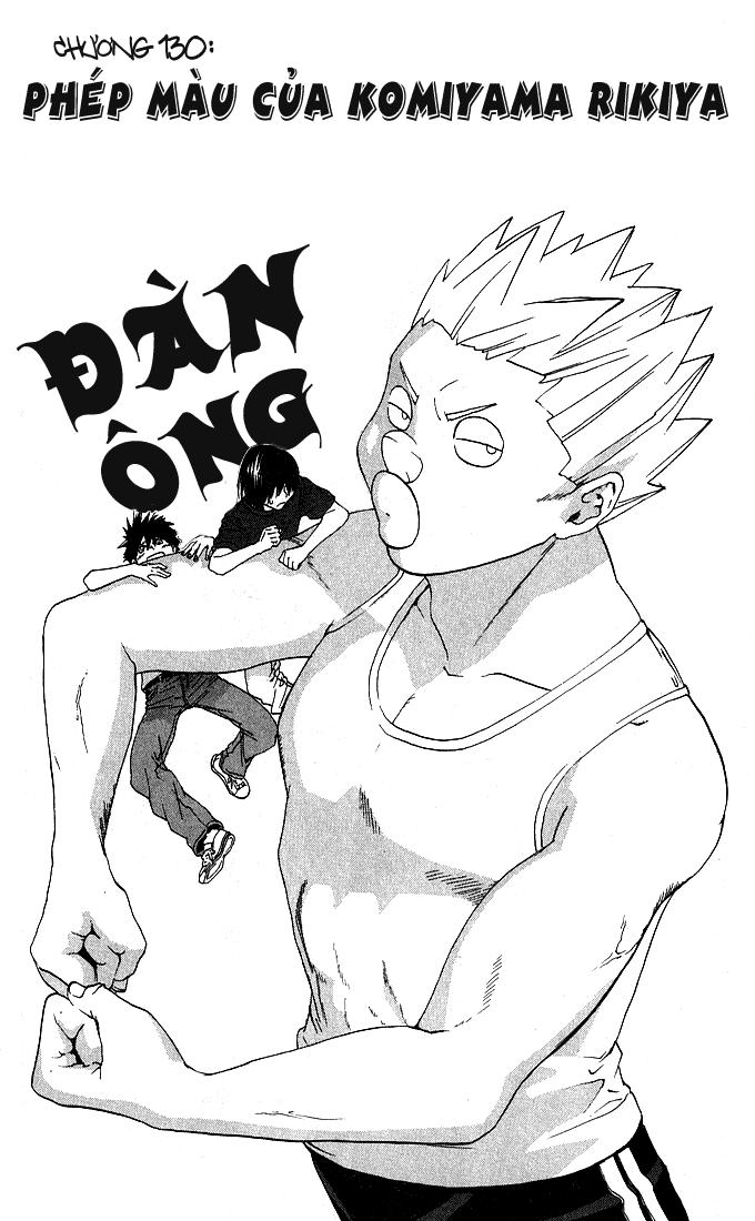 Ichigo 100% chap 130 Trang 3 - Mangak.info