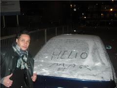 Eu e a Neve
