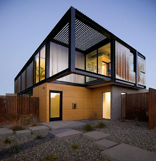 Modern House in Tempe, Arizona1
