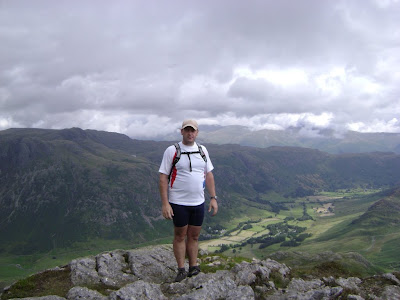Me on the Pike O Blisco