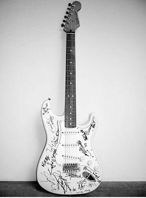 La guitarra más cara del mundo!!!