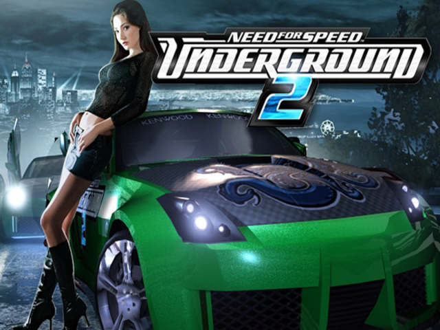Need For Speed Underground 2 (NFSU2).