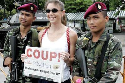 Thai Coup De'tat