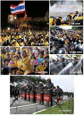 Thai Coup De'tat & Malaysia FRU