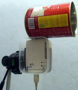 Ada beberapa type antena yang biasa digunakan untuk WiFI pada ...