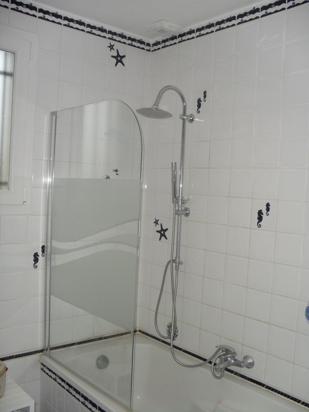 frise salle de bain quelle hauteur avec des id es int ressantes pour la. Black Bedroom Furniture Sets. Home Design Ideas