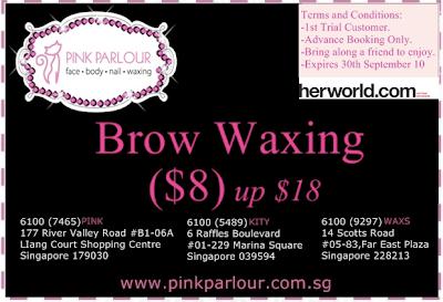 Hubsch Jess Baby Eyebrow Waxing At Pink Parlour