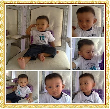 Ezry Harris 1 year old..