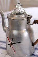 kaffekjeleklokke