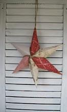 Brett en stjerne i papir