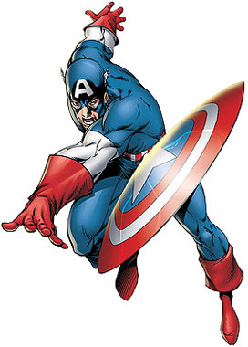 Capitan America The Movie   Chau Rumor