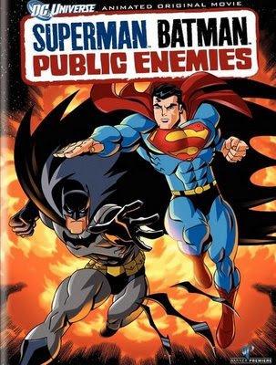 Superman / Batman: Enemigos Publicos – DVDRIP LATINO