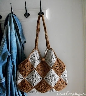 CROCHET HOBO BAG PATTERN FREE - Crochet — Learn How to