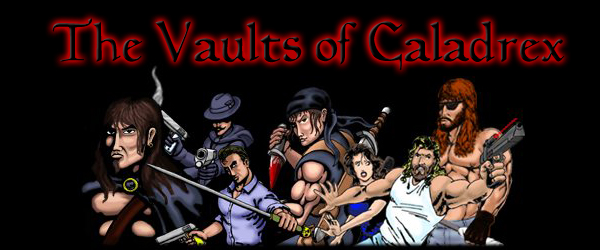 The Vaults of Caladrex