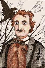 Edgar Allen Poe-SOLD