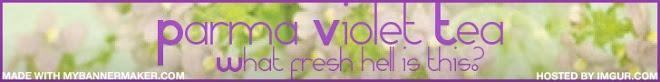 Parma Violet Tea