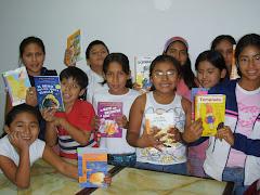 Los niños son lectores potenciales; desarrollar las habilidades lectoras es nuestra misión...