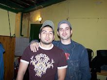 Diego y el Pola