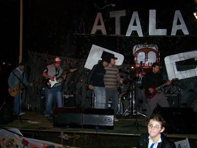 ULTIMA ESPECIE ATALAYA ROCK