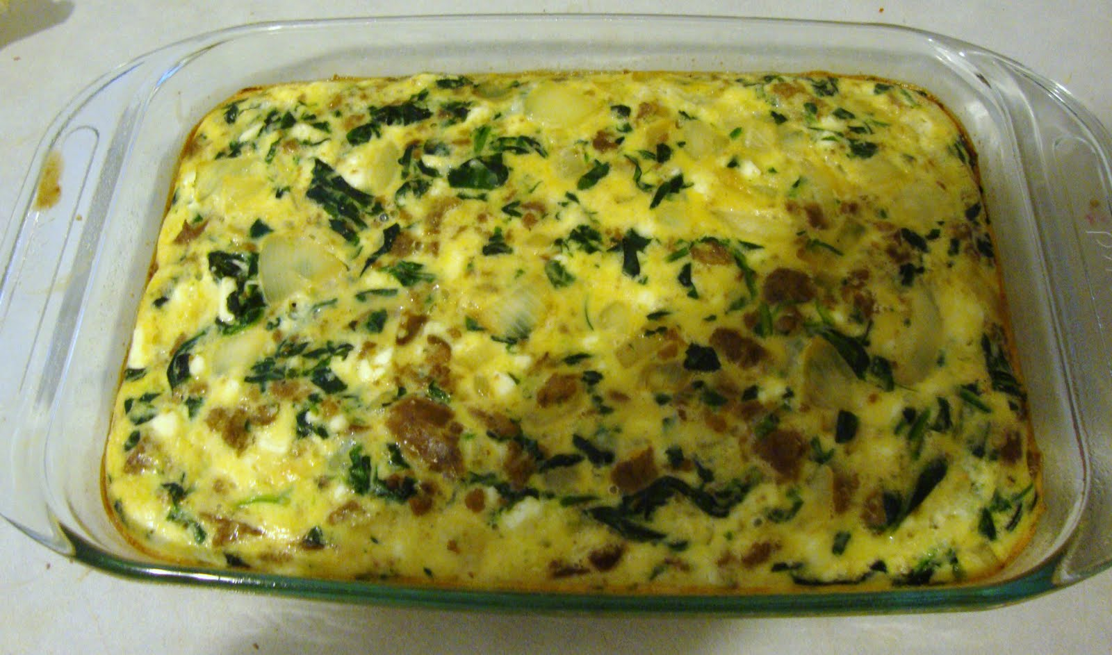The Love Birds Cafe: Frittata Bites With Chard, Sausage ...