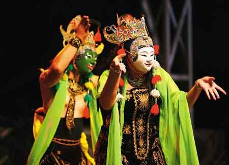 Macam - Macam Tarian Tradisional Indonesia