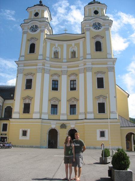 Mondsee, Austria August 2007