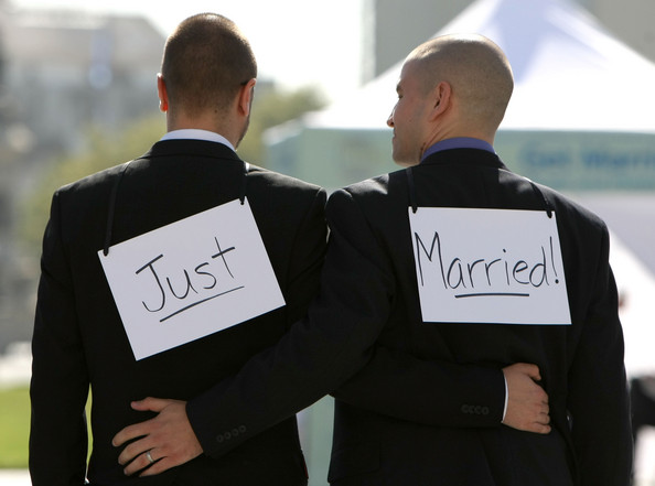 Legal laws and gay marriage