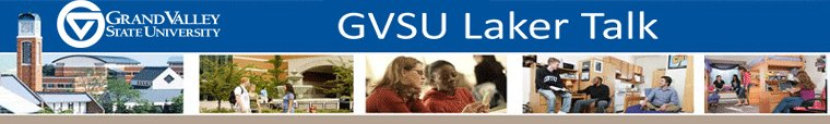 GVSU Laker Talk