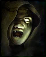 Scary Monster Desktop Wallpaper