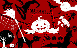 Animated Halloween Desktop Themes