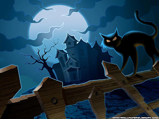 Halloween Cat Wallpapers