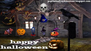 Halloween PSP Wallpapers