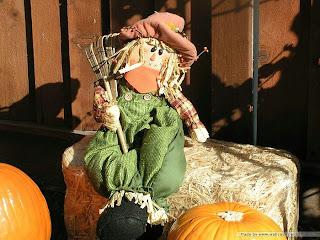 Halloween Scarecrow Wallpapers