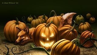 Free Pumpkin Patch Wallpapers