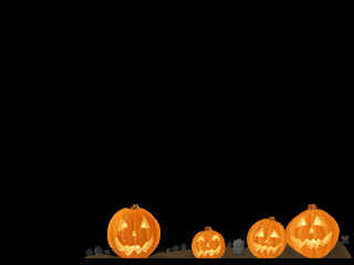 Halloween Vista Background