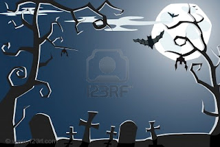 Halloween Moon Night Wallpaper
