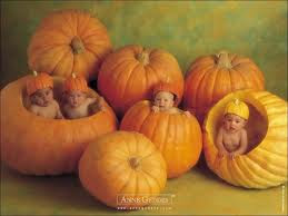 baby photo halloween wallpaper